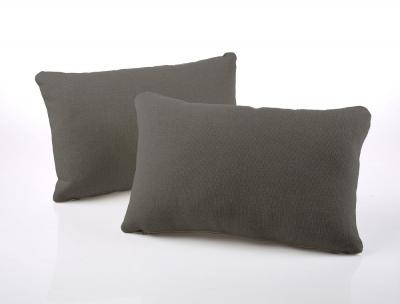 Jay-Be Rectangular Slate Scatter Cushion (Pair)