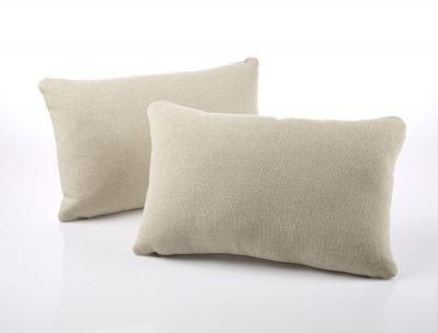 Jay-Be Rectangular Stone Scatter Cushion (Pair)