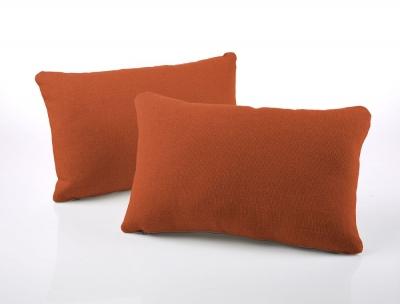 Jay-Be Rectangular Terracotta Scatter Cushion (Pair)