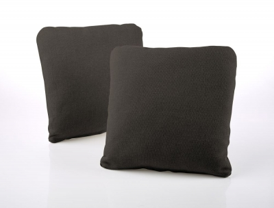 Jay-Be Square Mocha Scatter Cushion (Pair)