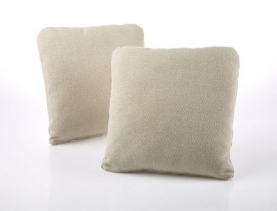 Jay-Be Square Stone Scatter Cushion (Pair)