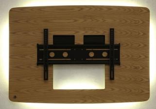 Jual Oak Led Wall Panel JF604