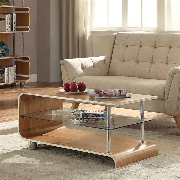 Jual Curve Ash Coffee Table BS203