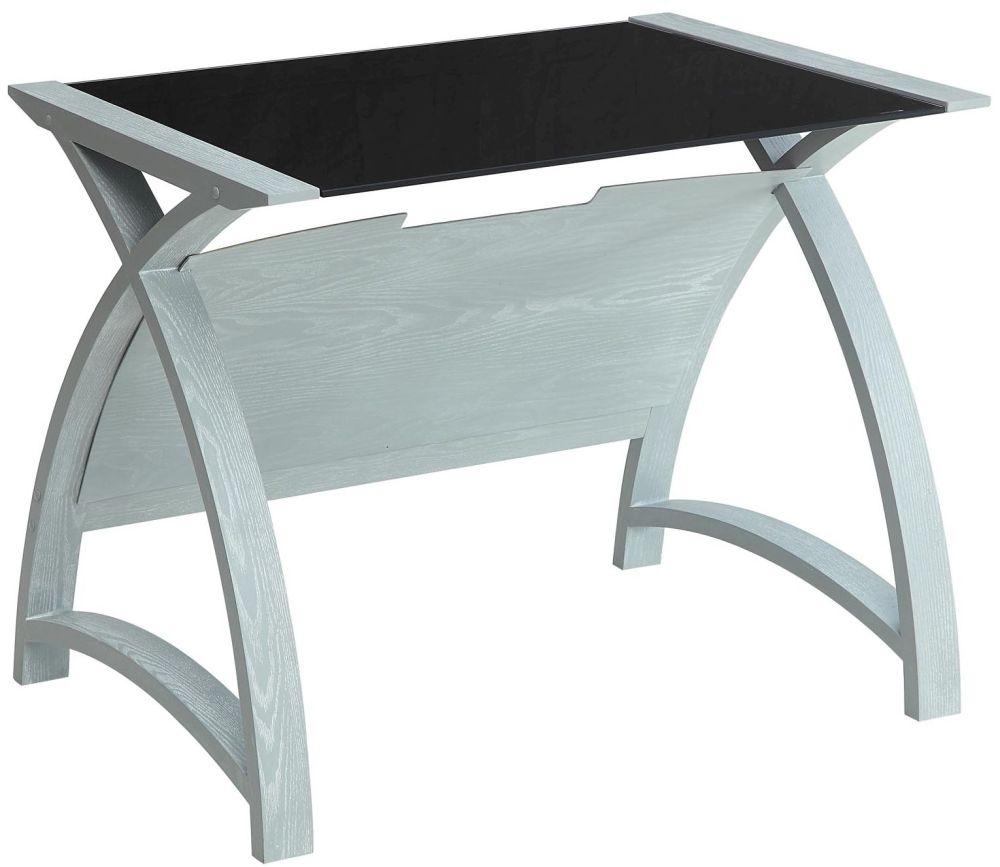 Jual Curve Grey Laptop Table PC201 900LT