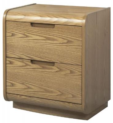 Jual Universal Oak 2 Drawer Pedestal PC209