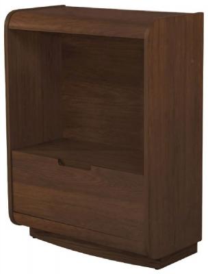 Jual Universal Walnut Short Bookcase PC207