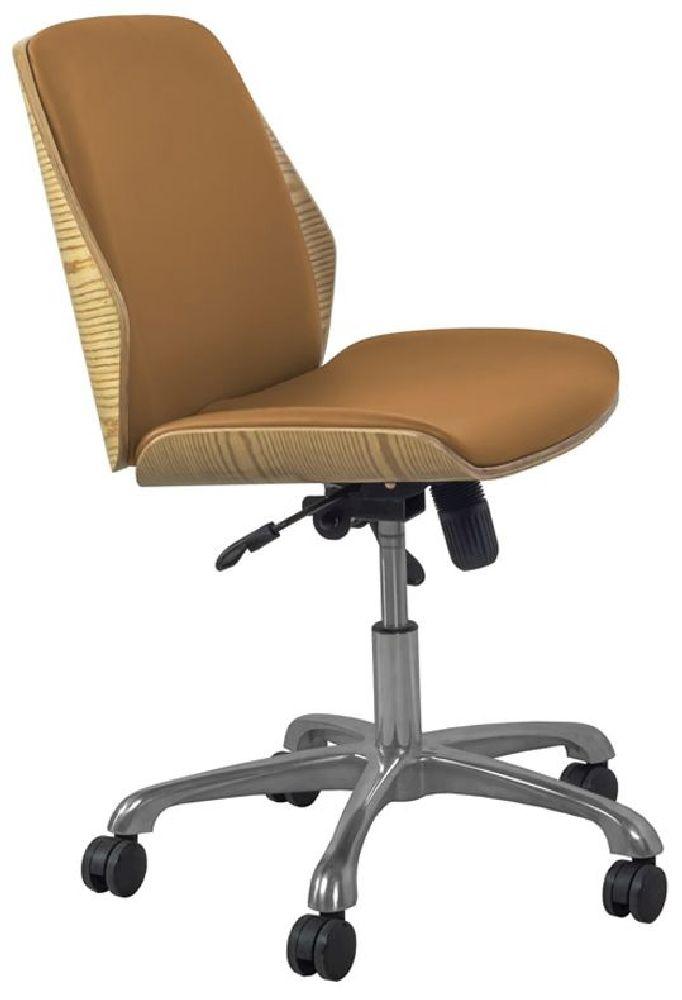 Jual Universal Oak Office Chair PC211