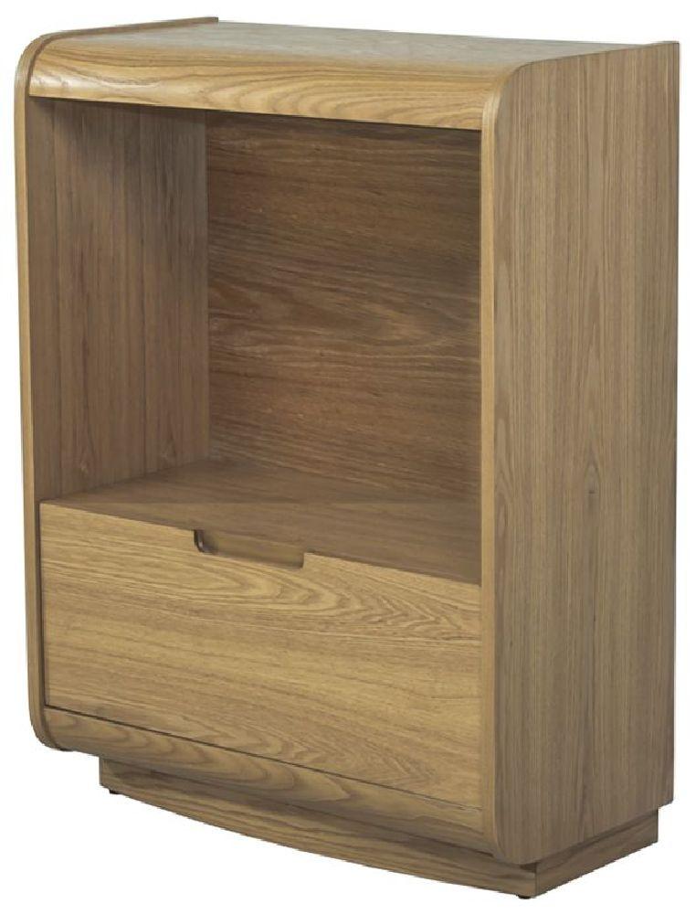 Jual Universal Oak Short Bookcase PC207