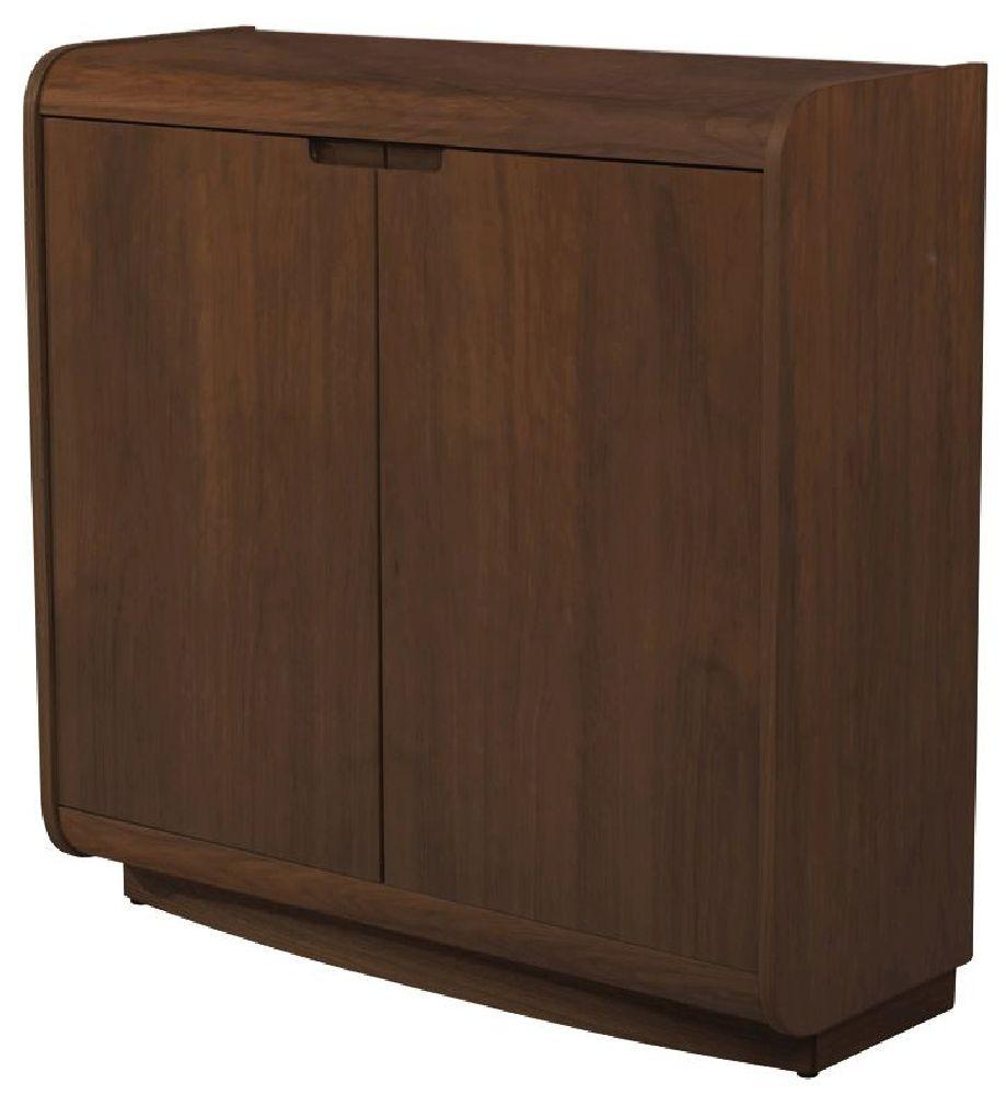 Jual Universal Walnut Filing Cabinet PC208