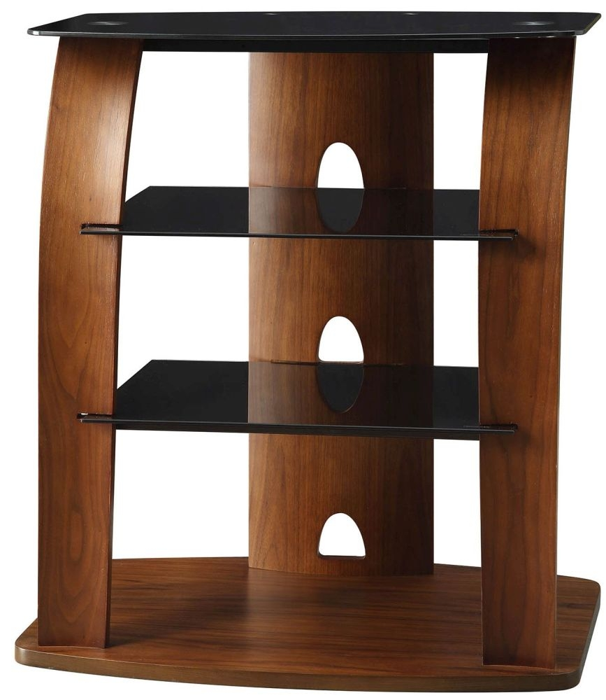 Jual Melbourne Walnut Entertainment Unit JF313