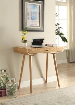 Jual Ash Spindle Desk - 1 Drawer PC708