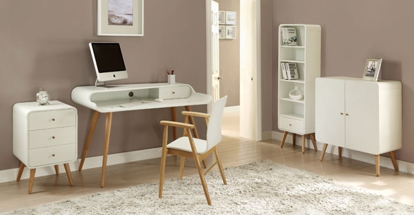 Jual PC700 White Home Office Collection