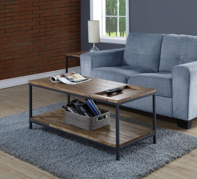 Jual Solid Wood Coffee Table SW302