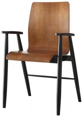 Jual Vienna Walnut Office Chair PC612