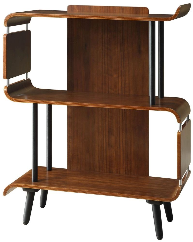 Jual Vienna Walnut Short Bookcase PC611