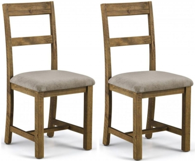 Julian Bowen Aspen Dining Chair (Pair)