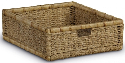 Julian Bowen Aspen Storage Baskets (Pair)