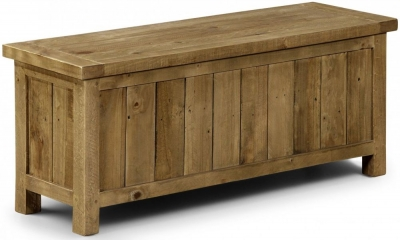 Julian Bowen Aspen Pine Bench