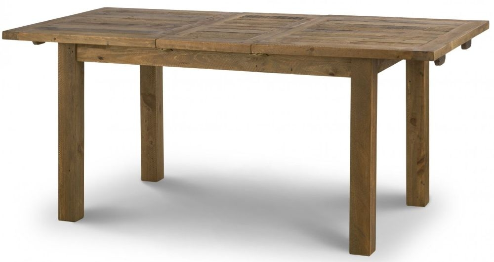 Julian Bowen Aspen Pine Extending Dining Table