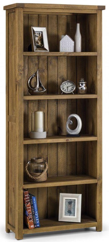 Julian Bowen Aspen Pine Bookcase