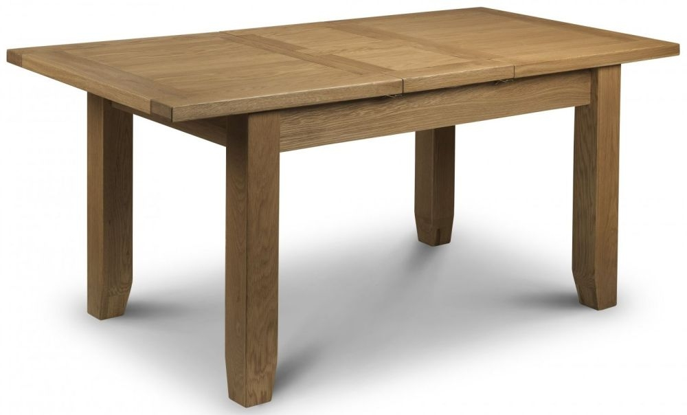 Julian Bowen Astoria Oak Dining Table