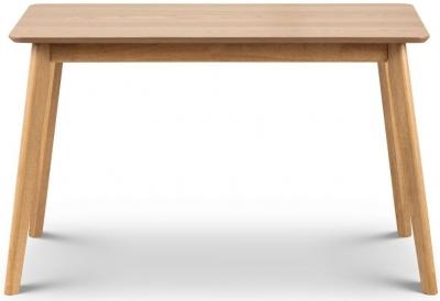 Julian Bowen Boden Oak Dining Table