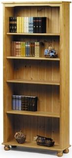 Julian Bowen Cambridge Pine Bookcase