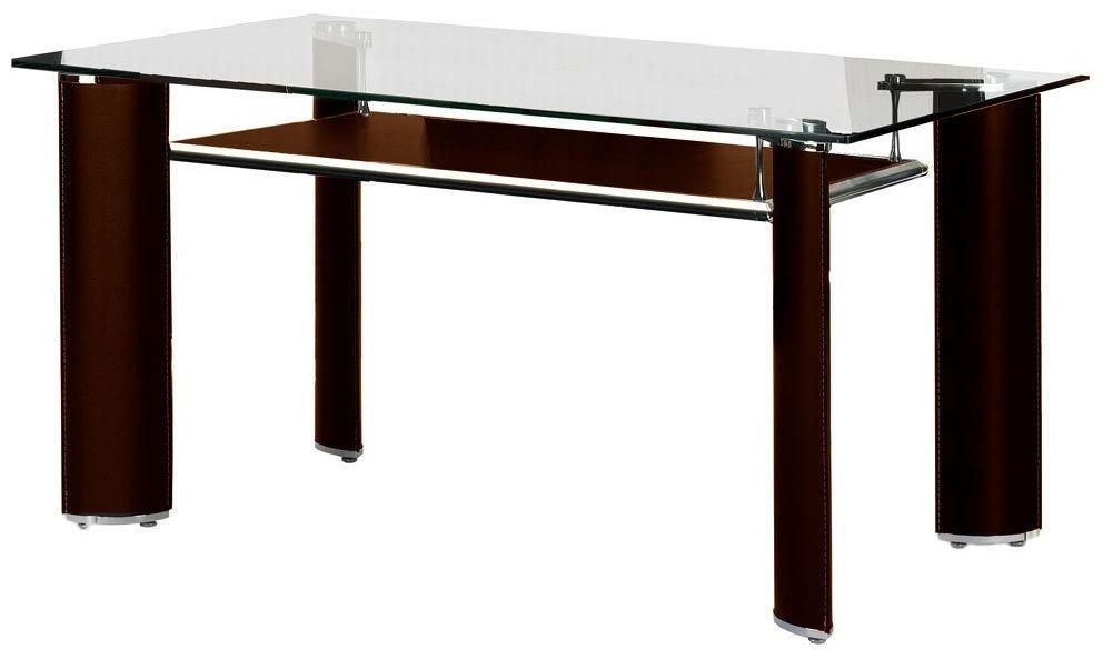Julian Bowen Boston Dining Table - 150cm Rectangular Fixed Top