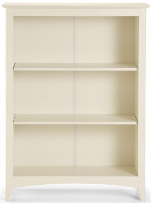 Julian Bowen Cameo Off White Bookcase
