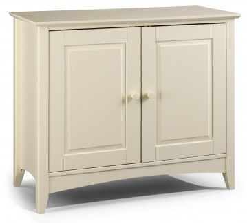 Julian Bowen Cameo Off White Cupboard