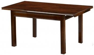 Julian Bowen Canterbury Mahogany Dining Table
