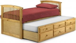 Julian Bowen Hornblower Pine Bed