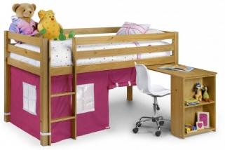 Julian Bowen Wendy Sleep Station - Pine and Pink