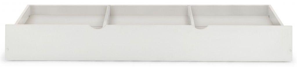 Julian Bowen Nova White Underbed Drawer