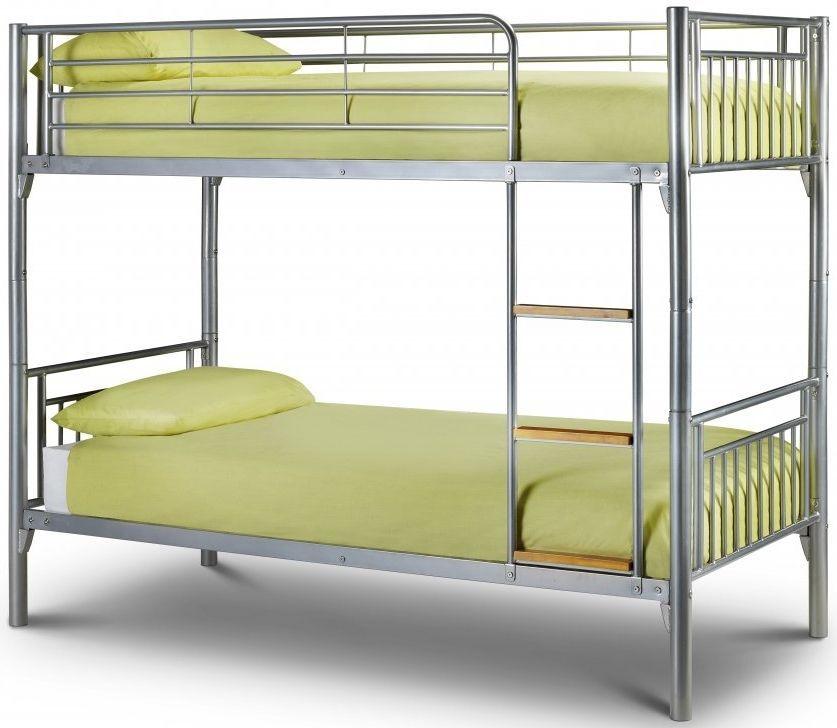 Julian Bowen Atlas Metal Bunk Bed