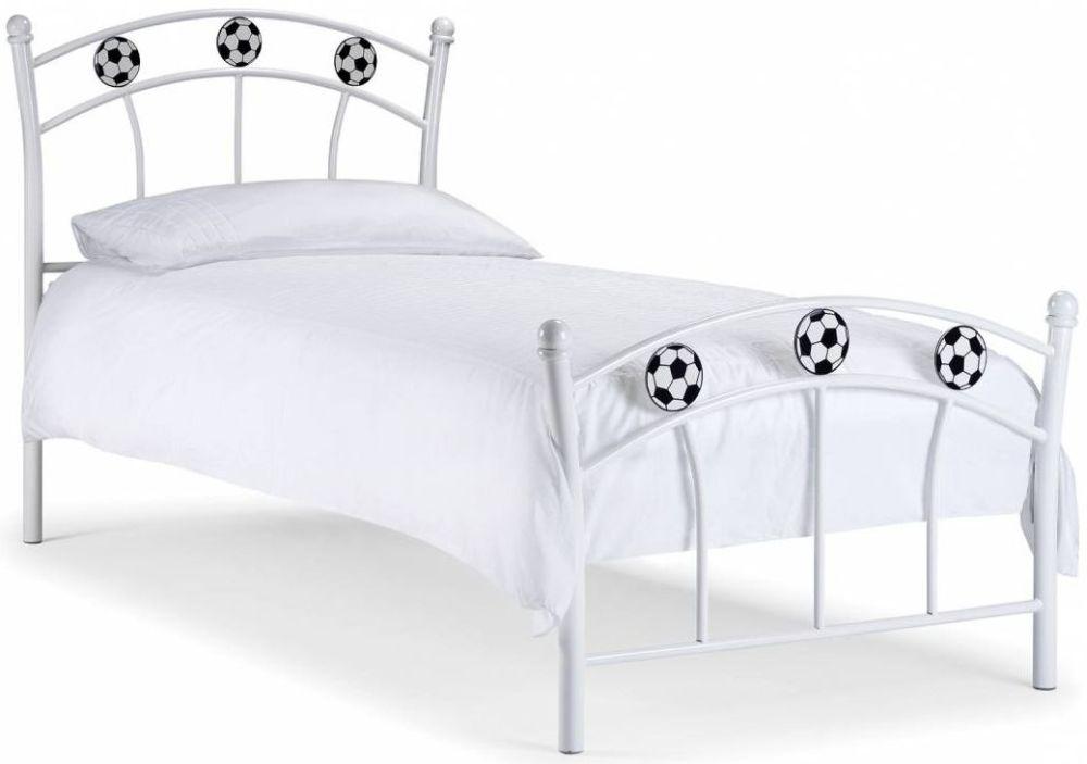 Julian Bowen Soccer Metal Bed