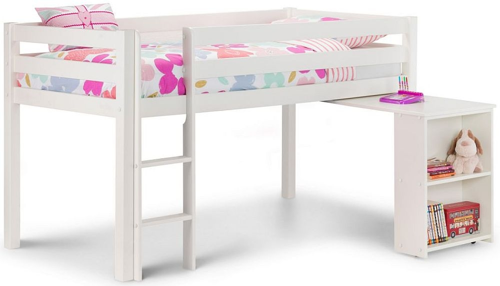 Julian Bowen Wendy White Sleeper Bed