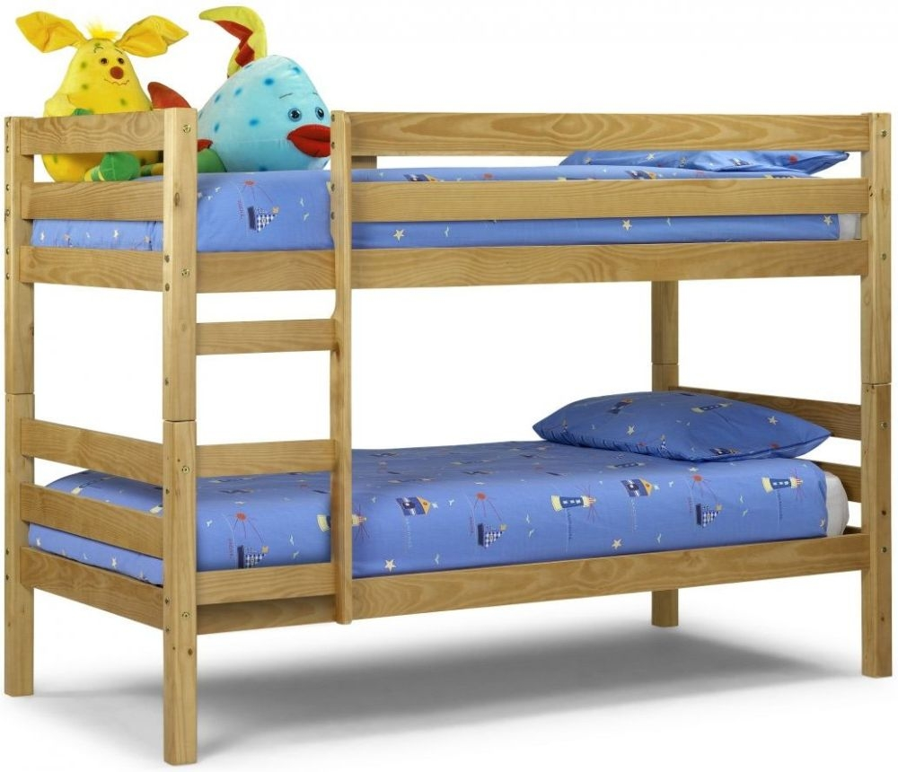 Julian Bowen Wyoming Pine Bunk Bed