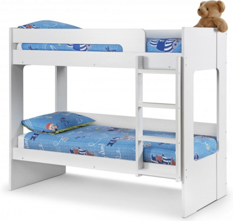 Julian Bowen Ellie Bunk Bed - White