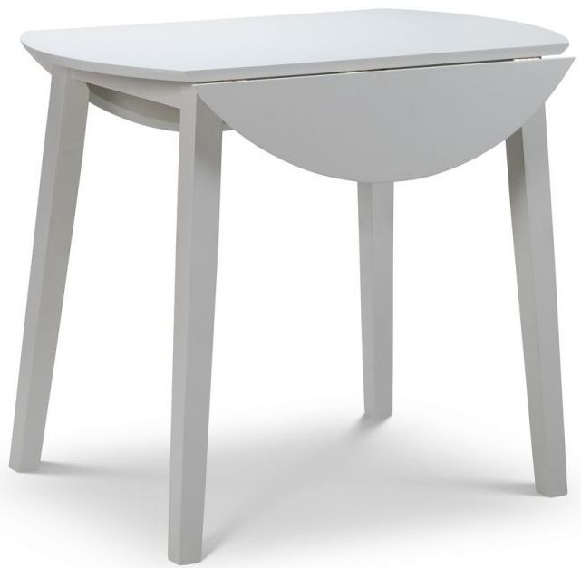 Julian Bowen Coast Pebble Dropleaf Dining Table