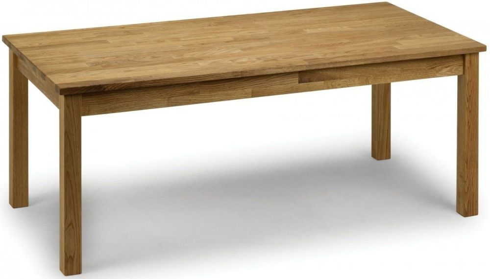 Julian Bowen Coxmoor Oak Coffee Table