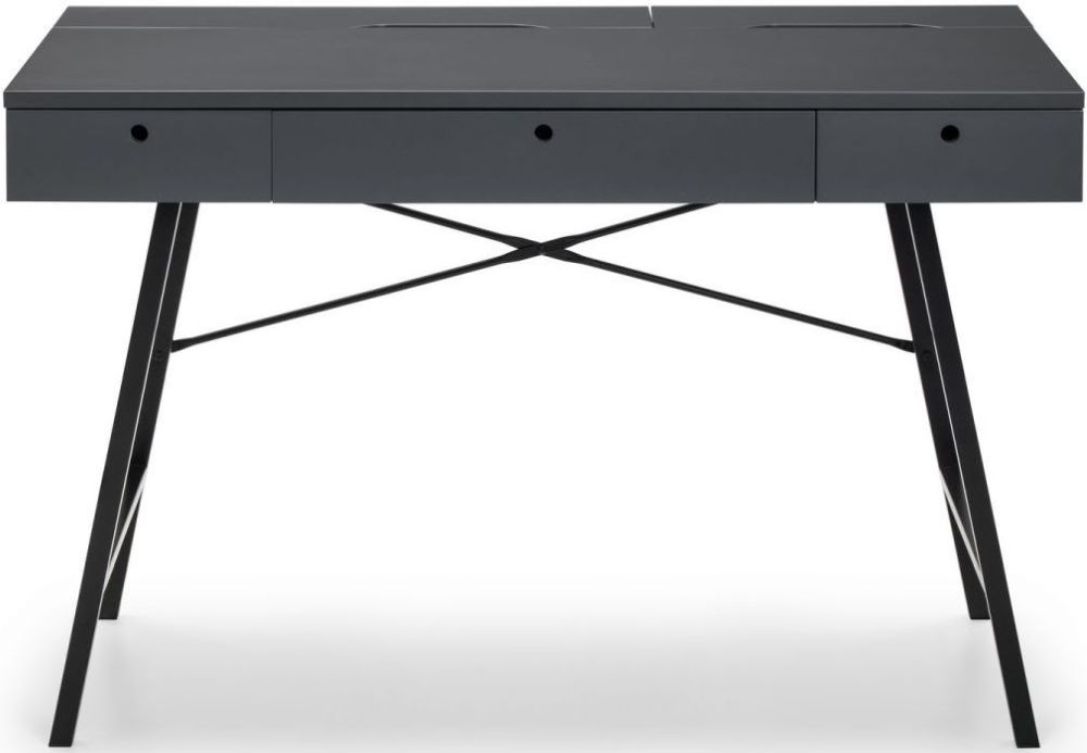 Julian Bowen Trianon Grey Desk