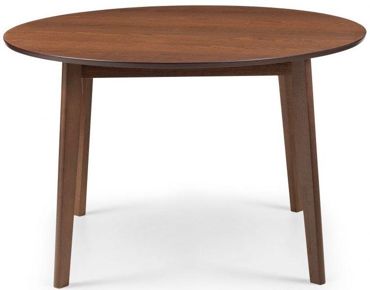 Julian Bowen Farringdon Circular Dining Table