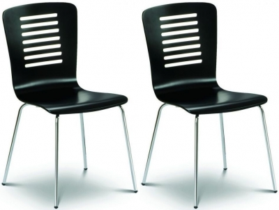 Julian Bowen Kudos Dining Chair (Pair)