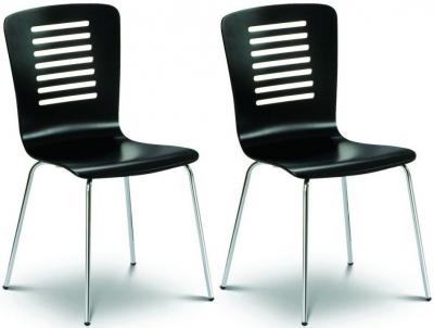 Julian Bowen Kudos Dining Chair (Pair)