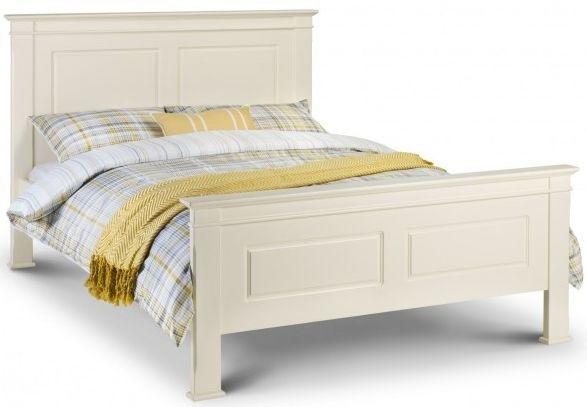 Julian Bowen La Rochelle White Bed