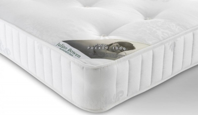 Julian Bowen Elite Pocket 1000 Mattress - 3ft Single