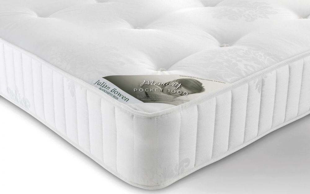 Julian Bowen 1000 Memory Pocket Mattress