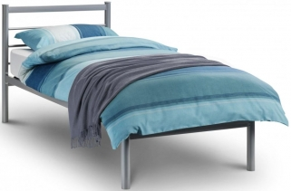 Julian Bowen Alpen Aluminium Metal Bed