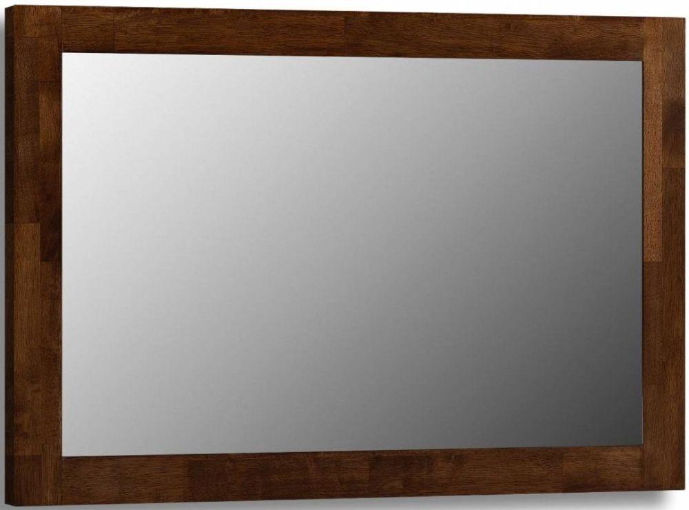 Julian Bowen Minuet Wenge Mirror - Wall
